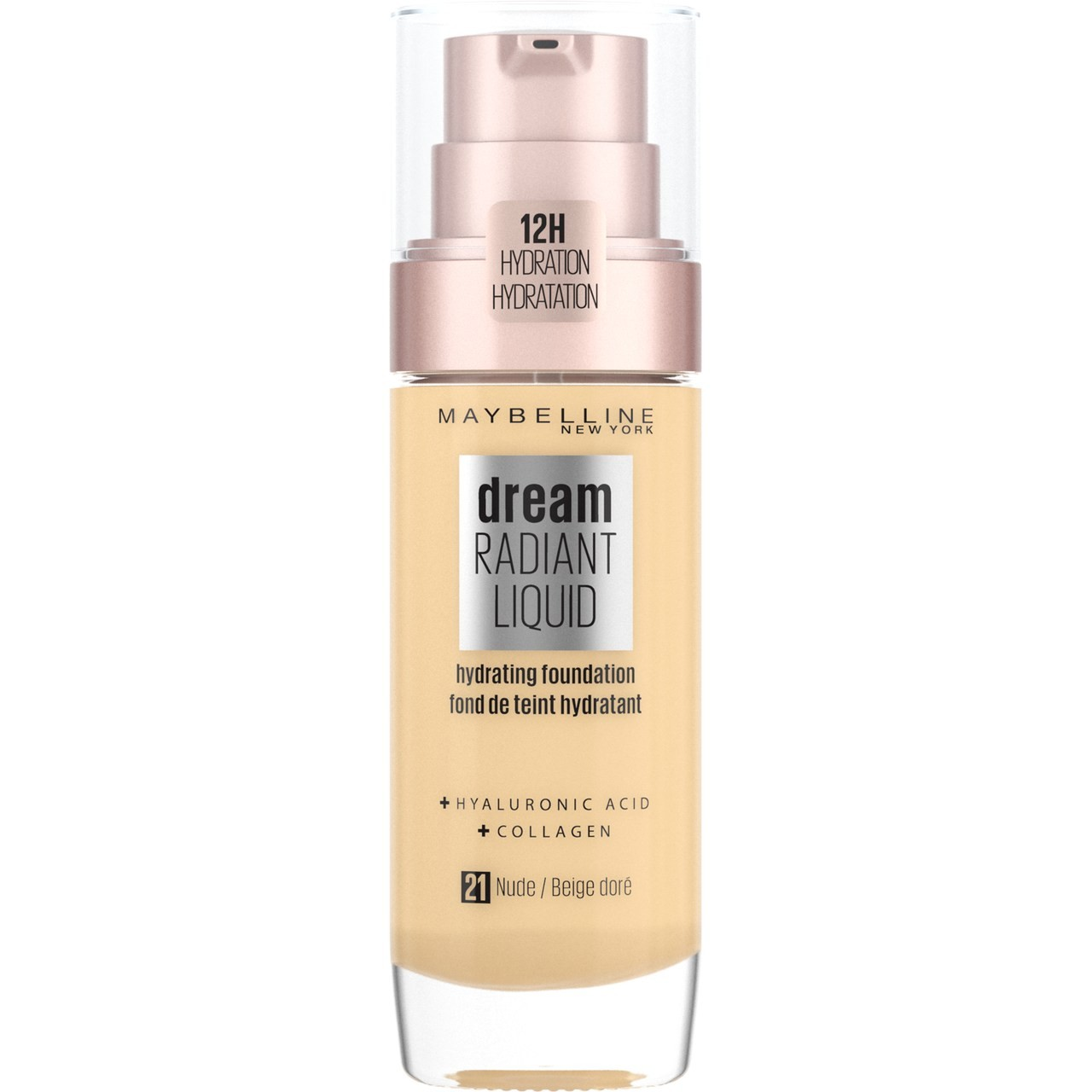 Maybelline - Base Dream Radiant -  21 - Nude