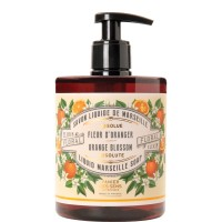 Panier des Sens Orange Blossom Liquid Marseille Soap