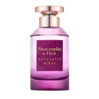 Abercrombie & Fitch Authentic Night Woman Eau de Parfum Spray