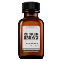 Redken Brews Men Beard And Skin Oil