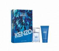 Kenzo L'Eau Par Kenzo Homme Eau de Toilette 30Ml Set