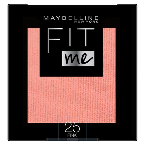 Maybelline - Blush Fit Me -  25 - Pink