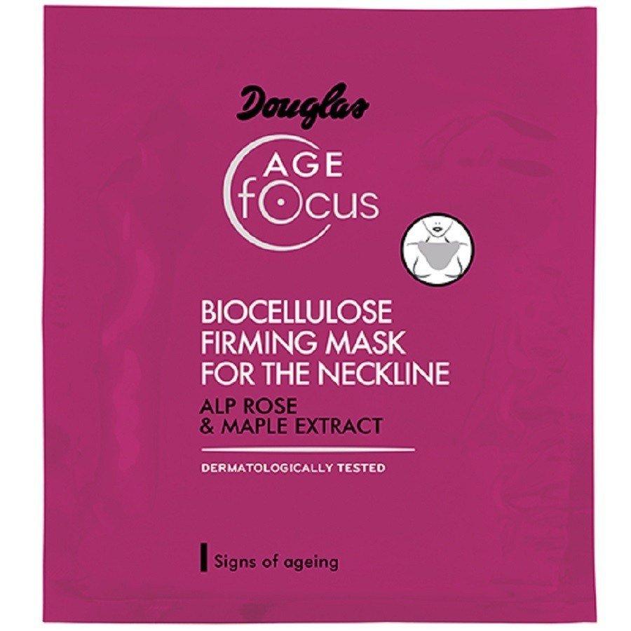 Douglas Collection - Bio Cellulose Decollete Mask -