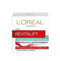 L'Oréal Paris Revitalift Clássico Creme Dia Pele Mista