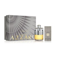 Azzaro Wanted Eau de Toilette Spray 100Ml Set