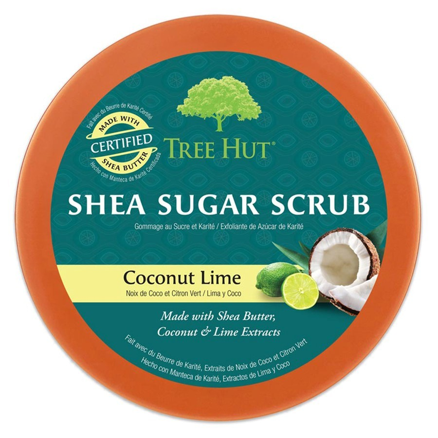 Tree Hut - Shea Scrub Coco Lime -