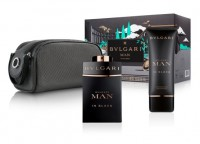 Bvlgari Man In Black Eau de Parfum Spray 100Ml Set