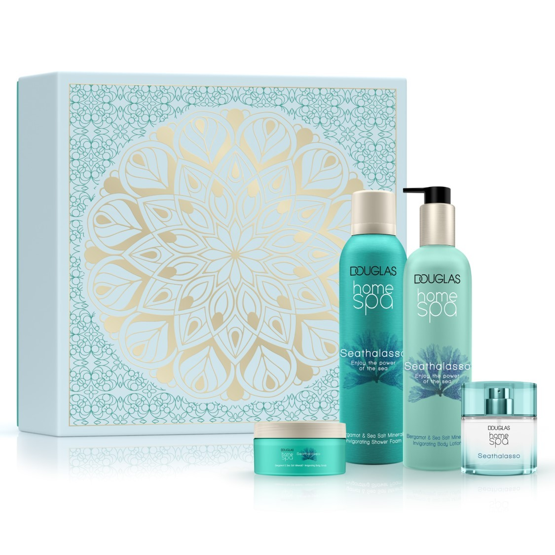 Douglas Collection - Seathalasso Luxury Invigorating Set -