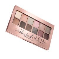 Maybelline Palette Sombras The Blushed Nudes