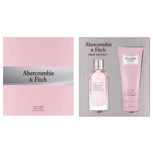 Abercrombie & Fitch - First Instinct Woman Eau de Parfum 50Ml Set -