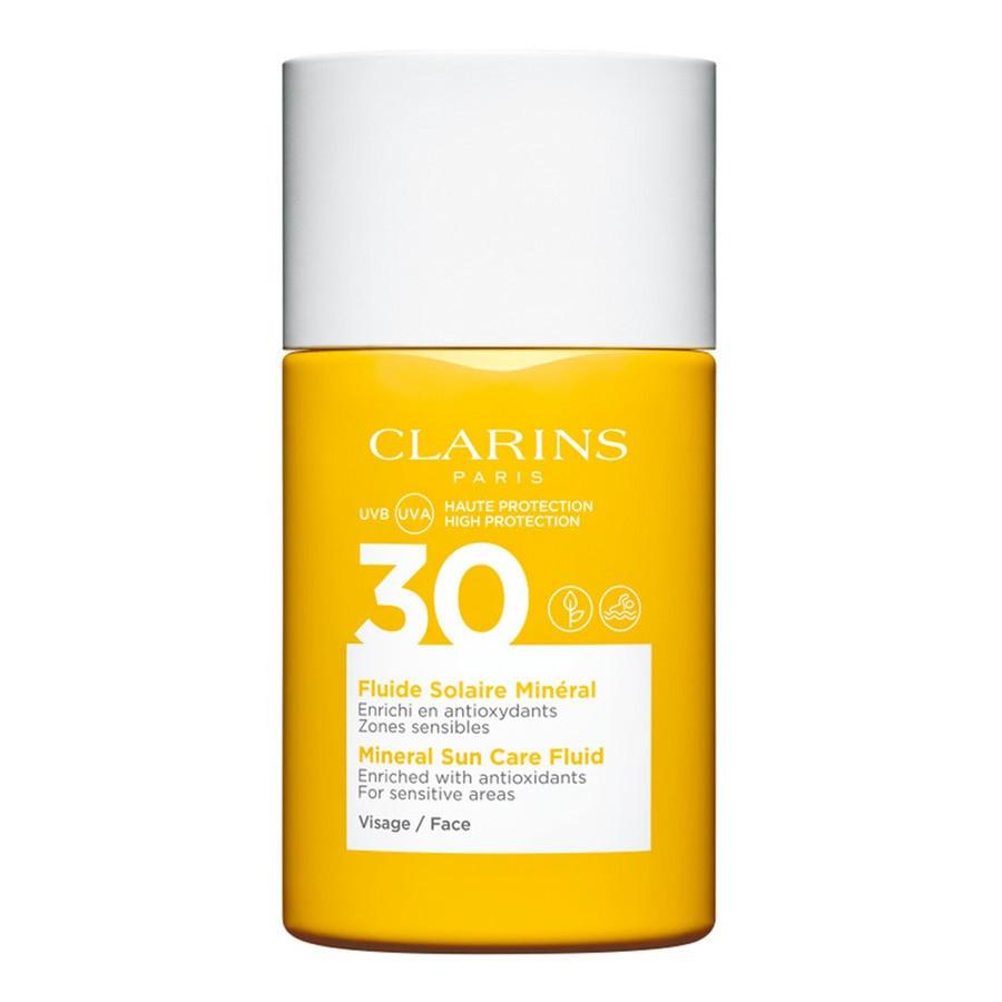 Clarins - Sun Care Fluide Solaire Visage SPF 30 -