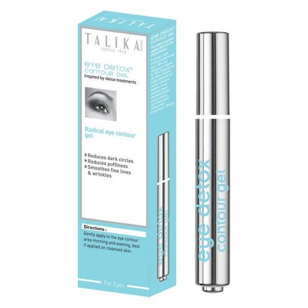Talika - Eye Detox Contour Gel -