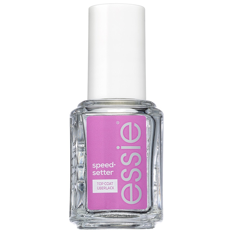essie - Nail Care Top Coat Speed Setter -