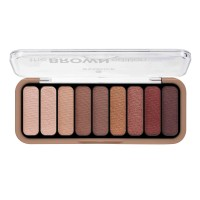 ESSENCE The Brown Edition Eyeshadow Palette Gorgeous Browns