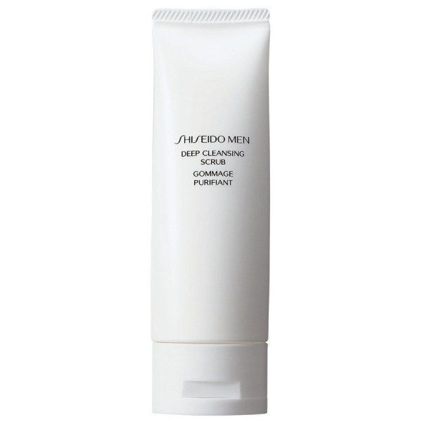Shiseido - Shiseido Men Deep Cleansing Scrub -