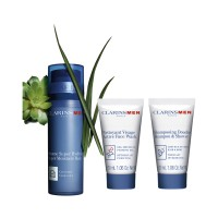 Clarins Men Baume Hydratant Set