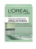 L'Oréal Paris Pure Clays Máscara Purificante Argila Verde