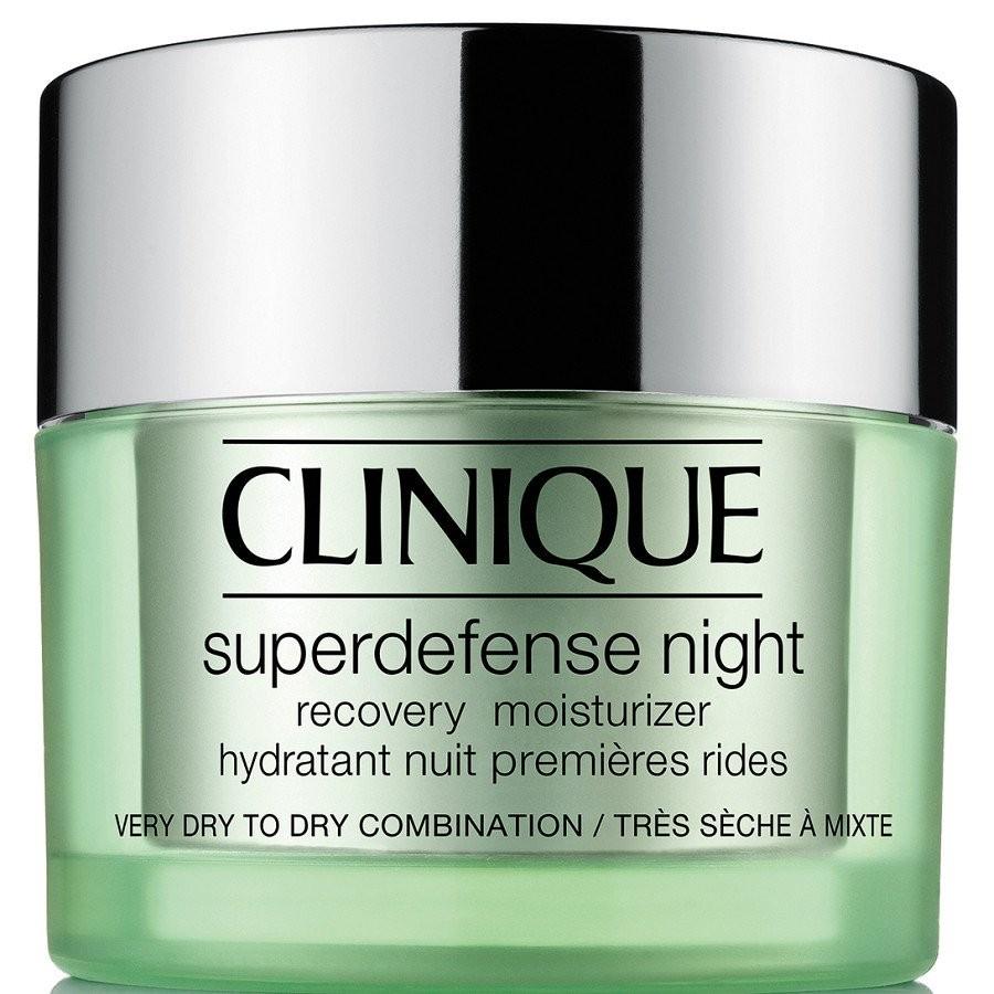 Clinique - Superdefense™ Night Recovery Moisturizer -