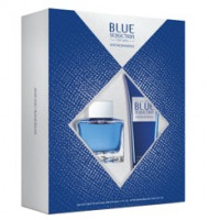 Antonio Banderas Blue Seduction Men Eau de Toilette 50Ml Set