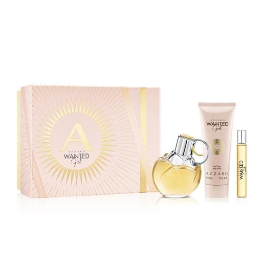 Azzaro - Wanted Girl Eau de Parfum 80Ml Set -