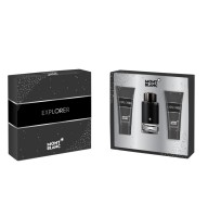 Montblanc Explorer Eau de Parfum 100Ml Set