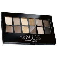Maybelline Palette Sombras The Nudes