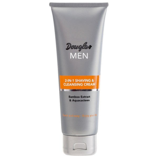 Douglas Men - 2-In-1 Shaving+Cleansing Cream -