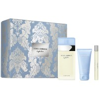 Dolce&Gabbana Light Blue Eau de Toilette 100Ml Set