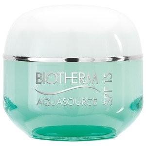 Biotherm - Aquasource Creme FPS 15 -