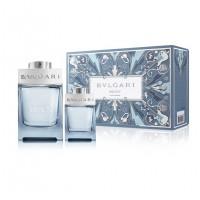 Bvlgari Man Glacial Eau de Parfum 100Ml Set