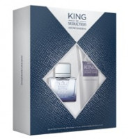 Antonio Banderas King Of Seduction Eau de Toilette 50Ml Set