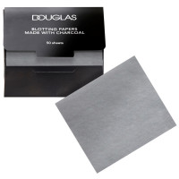 Douglas Collection Face Blotting Paper Charcoal