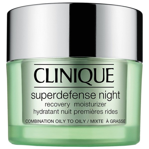 Clinique - Superdefense™ Night Recovery Moisturizer -