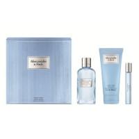 Abercrombie & Fitch First Instinct Blue Woman Eau de Parfum 100Ml Set