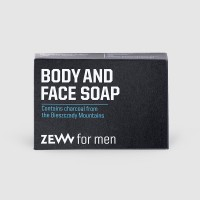 Zew for Men Sabonete Face e Corpo