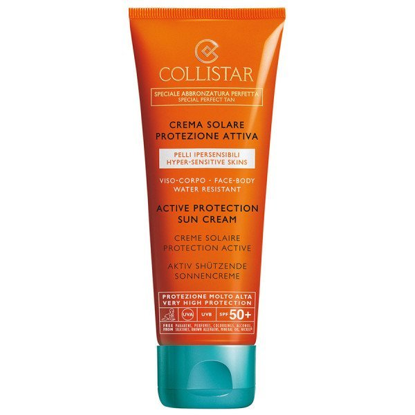 Collistar - Sun Cream Face+Body Spf50+ -