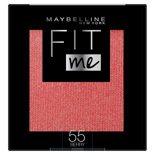 Maybelline - Blush Fit Me -  55 - Berry