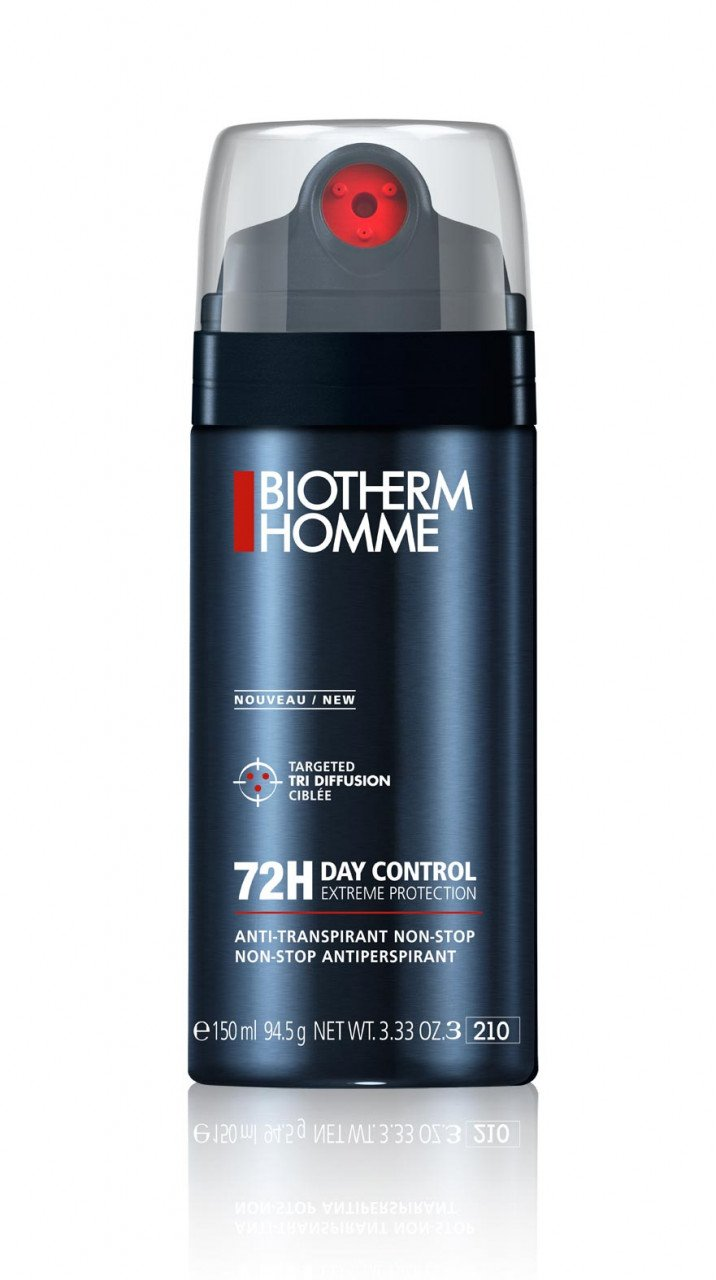 Biotherm Homme - Desodorizante Day Control Spray 72H -