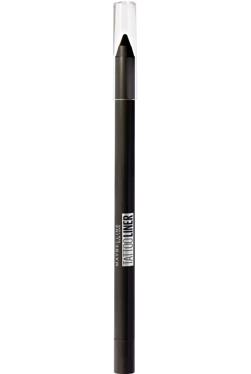 Maybelline - Lápis Olhos Tattoo Liner Gel Pencil -  900 - Deep Onyx