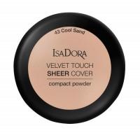 ISADORA Sheer Cover Powder