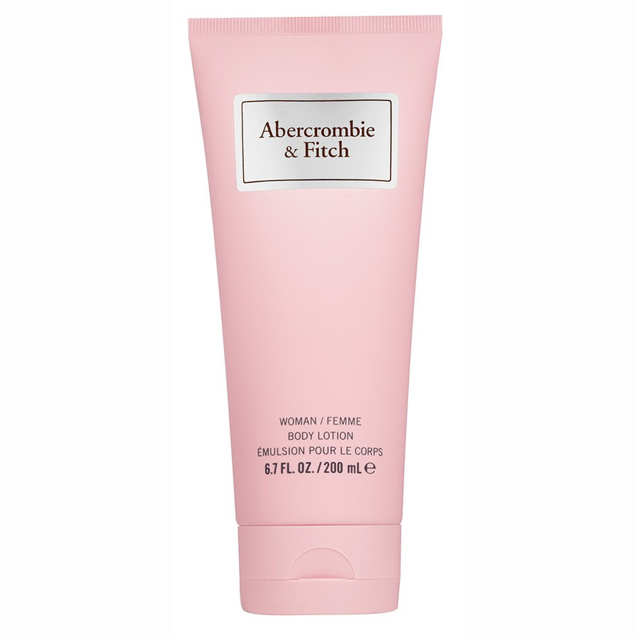 Abercrombie & Fitch - First Instinct Woman Body Lotion -