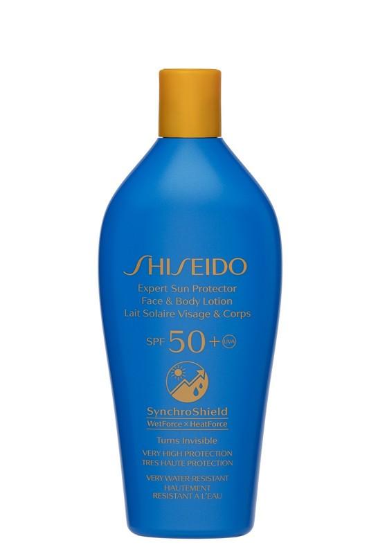 Shiseido - Sun Care Sun Protector Lotion SPF50+ -