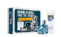 Diesel Only The Brave Edt Spray 50Ml Set