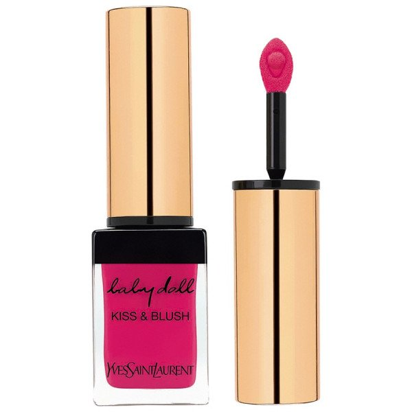 Yves Saint Laurent - Baby Doll Kiss&Blush -   1