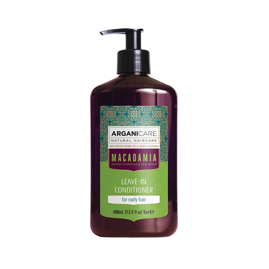 Arganicare - Hydrating Leave In Conditioner Curly Hair -