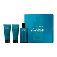 Davidoff Cool Water Man Eau de Toilette 125Ml Set