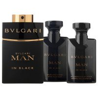 Bvlgari Man In Black Eau de Parfum 60 ml Set