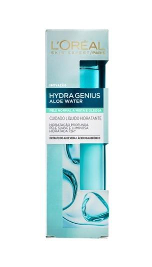 L'Oréal Paris - Hydra Active Hydragenious Creme Dia -