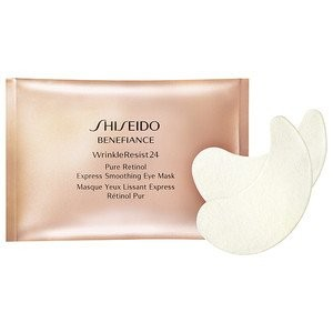 Shiseido - Benefiance Pure Retinol Instant Treatment Eye Mask -