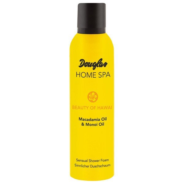 Douglas Home Spa - Beauty of Hawaii Shower Foam -